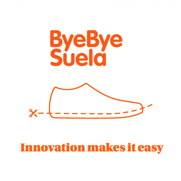 Innovation : Bye Bye Suela