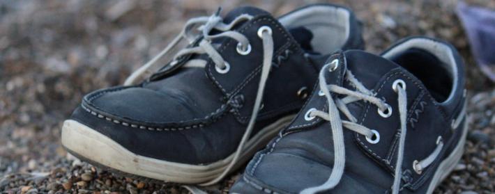 Chaussures à fermetures velcro, zip ou lacets?