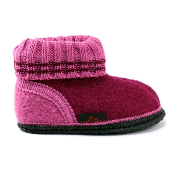 Beck chaussons Rose